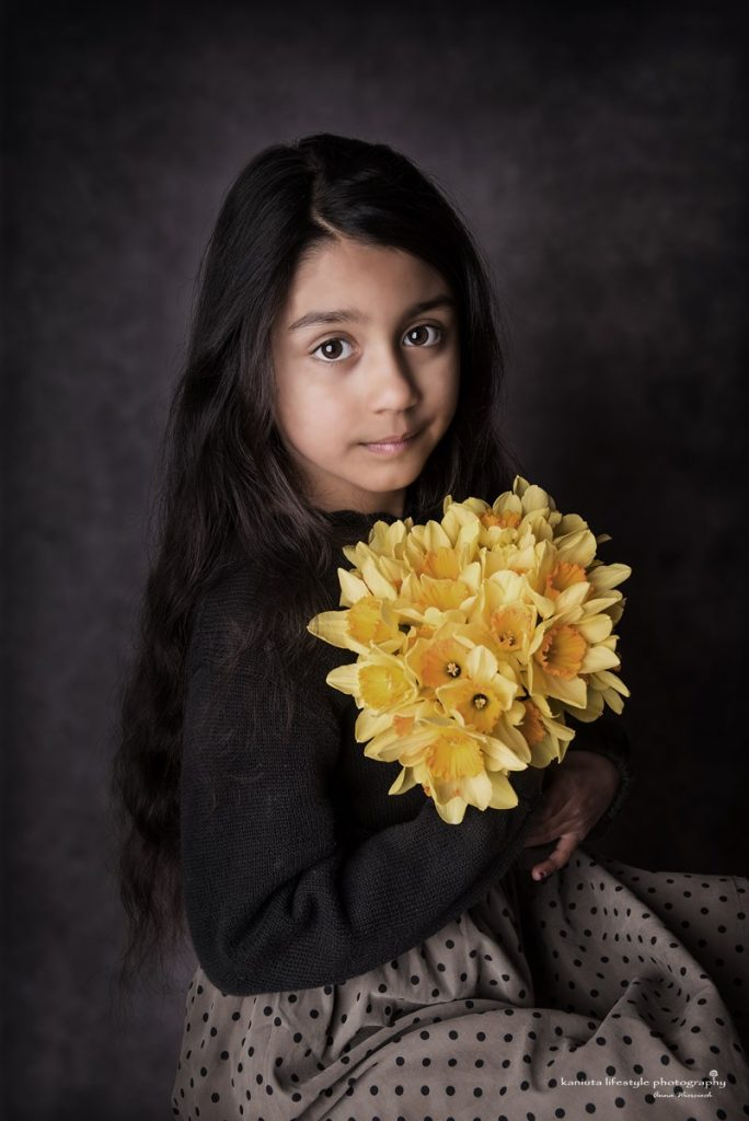 Daffodil Day Photosession