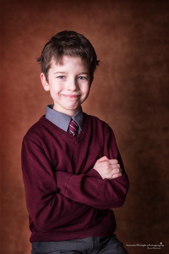 Secondary school portrait