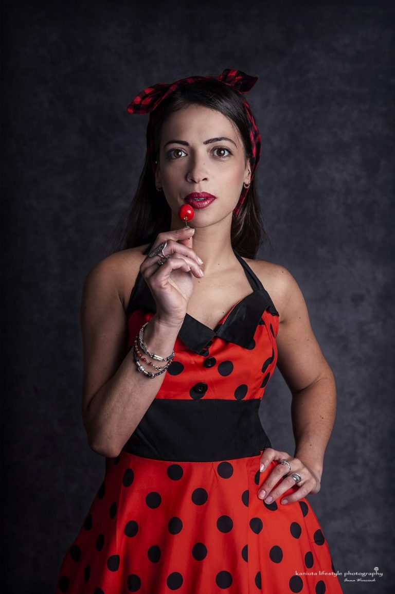 pin up photo session
